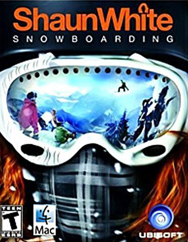 Shaun White Snowboarding (Mac) (PC) PC Game