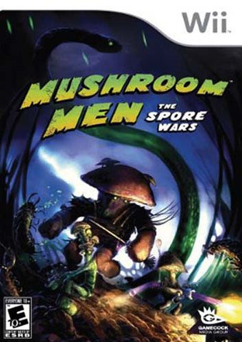 Mushroom Men - The Spore Wars (NINTENDO WII) NINTENDO WII Game