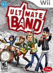 Ultimate Band (NINTENDO WII)