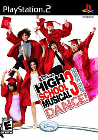 Disney High School Musical 3 - Senior Year Dance (Limit 1 copy per client) (PLAYSTATION2) PLAYSTATION2 Game
