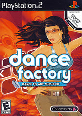 Dance Factory Dance to Any Music (PLAYSTATION2)