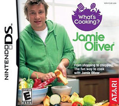 What's Cooking With Jamie Oliver (DS)