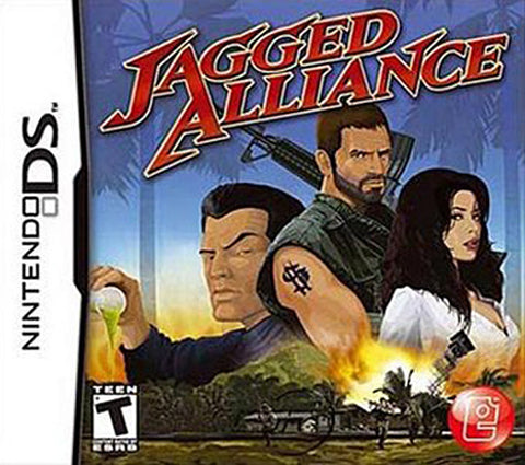 Jagged Alliance (DS) DS Game
