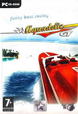 Aquadelic GT (French Version Only) (PC) PC Game