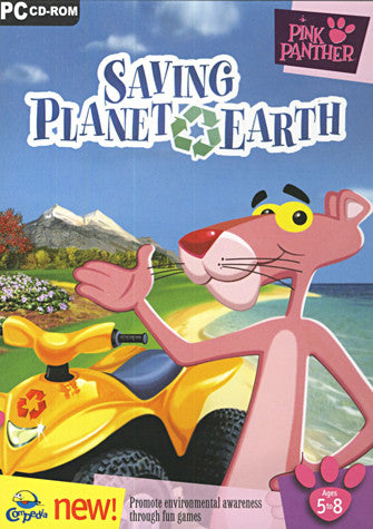 Pink Panther - Saving Planet Earth (PC) PC Game