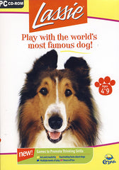 Lassie - Play with the World's Most Famous Dog! (Limit 1 copy per client) (PC)