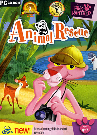 Pink Panther - Animal Rescue (PC) PC Game