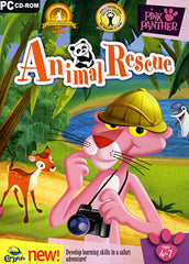 Pink Panther - Animal Rescue (PC)