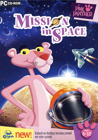 Pink Panther - Mission in Space (Limit 1 copy per client) (PC) PC Game