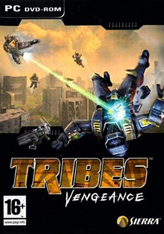 Tribes Vengeance (French Version Only) (PC) PC Game