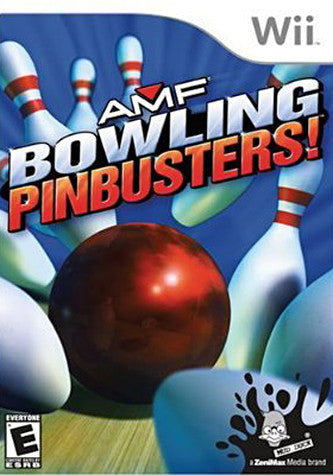 AMF Bowling Pinbusters (NINTENDO WII) NINTENDO WII Game