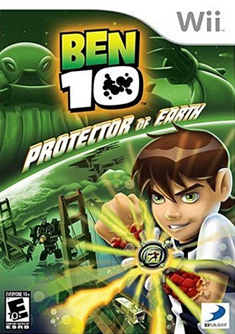 Ben 10 - Protector of the Earth (NINTENDO WII) NINTENDO WII Game
