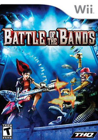 Battle of the Bands (Bilingual Cover) (NINTENDO WII) NINTENDO WII Game