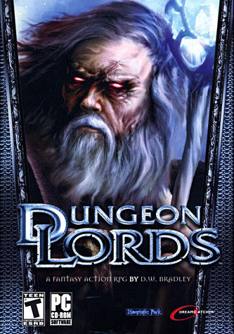 Dungeon Lords (PC) PC Game