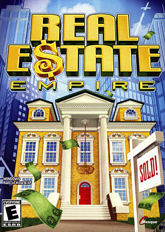 Real Estate - Empire (PC) PC Game