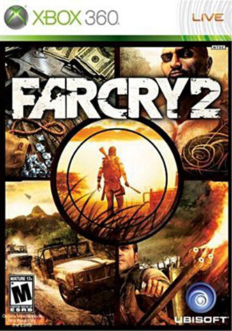 Far Cry 2 (XBOX360) XBOX360 Game