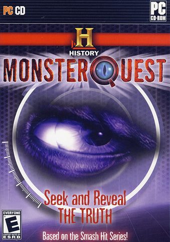 History Channel - Monster Quest (PC) PC Game