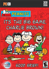 Peanuts - It's The Big Game Charlie Brown (Win / Mac) (PC)