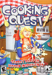 Cooking Quest (Limit 1 copy per client) (PC)