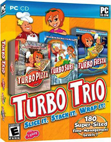 Turbo Trio (PC) PC Game
