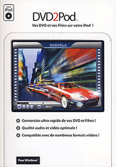 DVD2Pod (French Version Only) (PC)