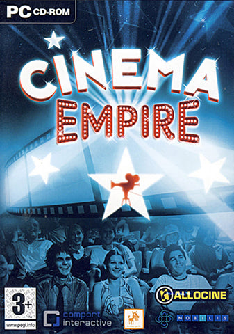 Cinema Empire (French Version Only) (PC) PC Game