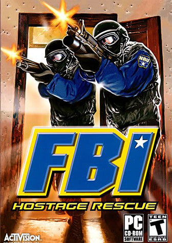 FBI - Hostage Rescue (PC) PC Game