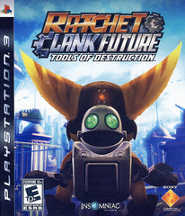 Ratchet And Clank Future - Tools of Destruction (PLAYSTATION3)