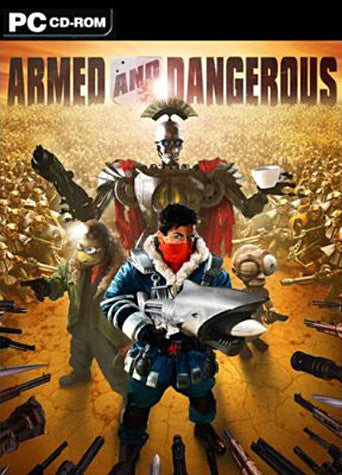 Armed and Dangerous (PC) PC Game