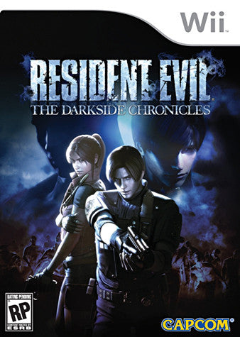 Resident Evil - The Darkside Chronicles (NINTENDO WII) NINTENDO WII Game