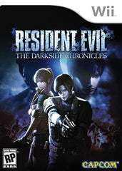 Resident Evil - The Darkside Chronicles (NINTENDO WII)