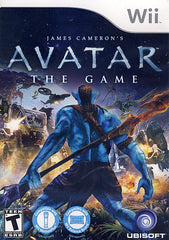 Avatar - James Cameron s (Bilingual Cover) (NINTENDO WII)