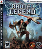 Brutal Legend (PLAYSTATION3) PLAYSTATION3 Game