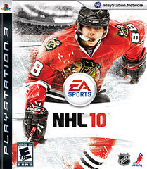 NHL 10 (PLAYSTATION3)