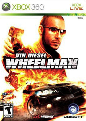 Wheelman (XBOX360) XBOX360 Game