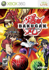 Bakugan - Battle Brawlers (XBOX360)