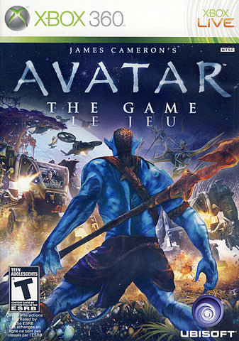 Avatar - James Cameron's (XBOX360) XBOX360 Game