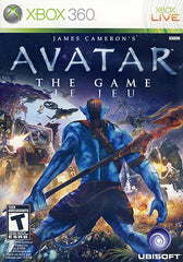 Avatar - James Cameron's (XBOX360)