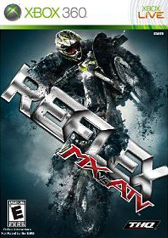 MX vs ATV Reflex (XBOX360) XBOX360 Game