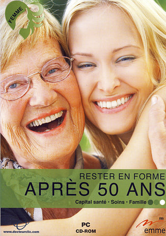 Rester En Forme Apres 50 Ans - Gamme Femme (French Version Only) (PC) PC Game
