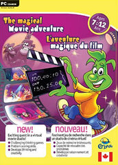 L'Aventure Magique Du Film / The Magical Movie Adventure7-12 ans (PC)