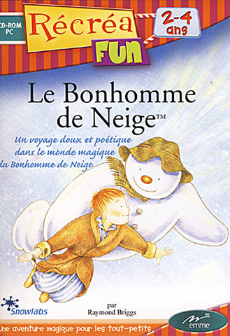Le Bonhomme De Neige (French Version Only) (PC) PC Game