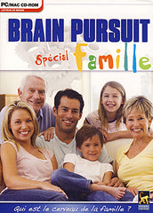 Brain Pursuit - Special Famille (PC/MAC Edition) (French Version Only) (PC)