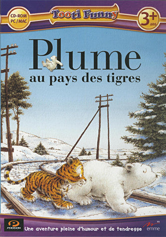 Plume Au Pays Des Tigres (PC/MAC edition) (French Version Only) (PC) PC Game