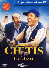 Bienvenue Chez Les Ch'tis - Le Jeu (French Version Only) (PC)