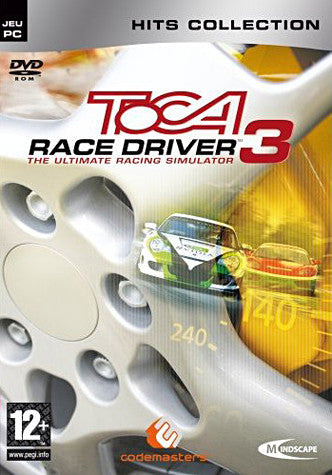 Toca Race Driver 3 (French Version Only) (PC) PC Game