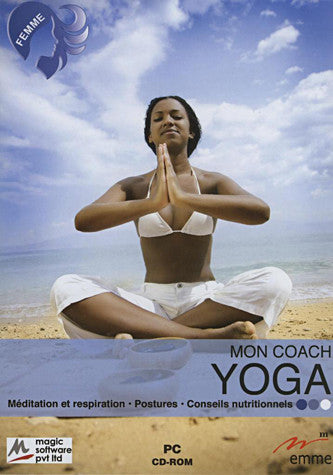 Mon coach Yoga (French Version Only) (PC) PC Game