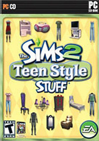 The Sims 2: Teen Style Stuff (PC) PC Game