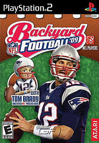 Backyard Football 2009 (PLAYSTATION2) PLAYSTATION2 Game