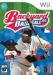 Backyard Baseball 2009 (NINTENDO WII)